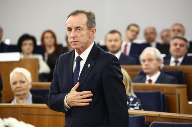 Prof. Tomasz Grodzki – lekarz, chirurg, specjalista torakochirurgii – nowym marszałkiem Senatu
