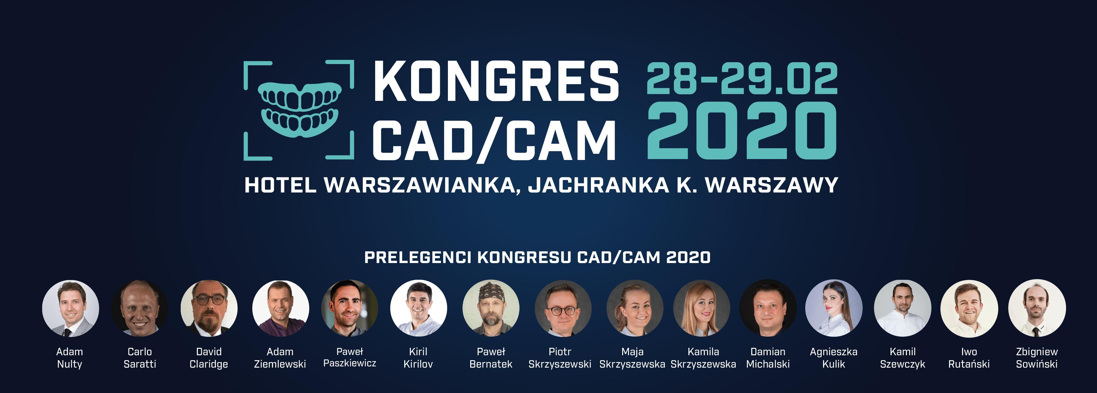 Kongres CAD/CAM 2020