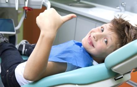 Dentyści dla uczniów z gminy Wólka