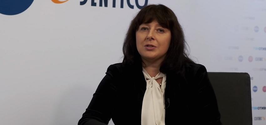 Prof. Ingrid Różyło-Kalinowska w senacie UMED-u w Lublinie