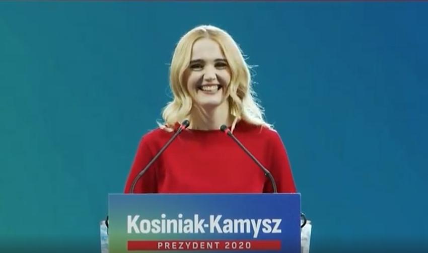 Paulina Kosiniak-Kamysz – dentystka zostanie pierwszą damą?