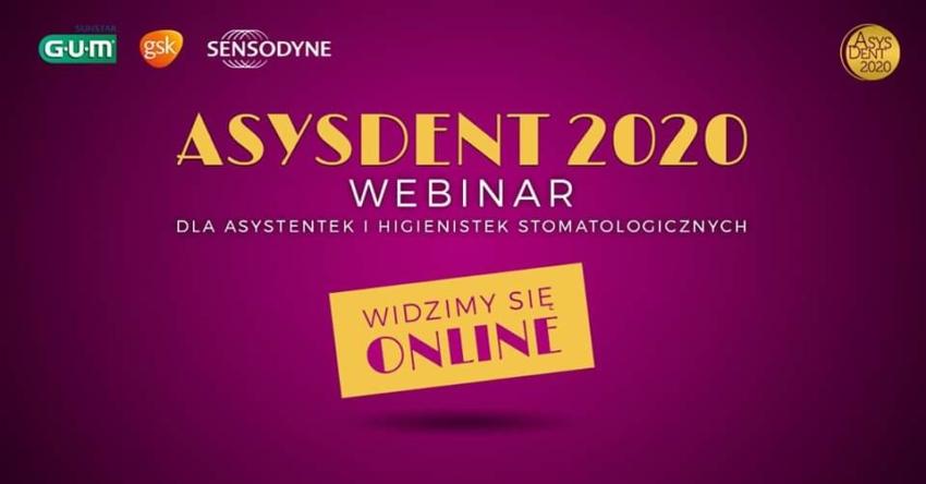 Pierwszy w historii Asysdent online już w sobotę 25 kwietnia!
