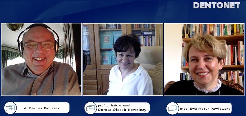 Spotkania w Dentonecie: Stomatologia w nowej rzeczywistości
