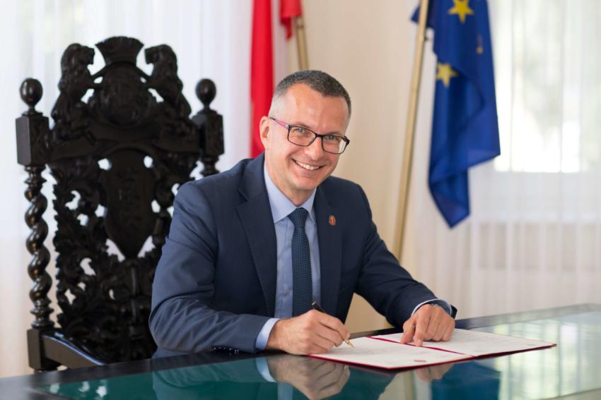 Prof. Marcin Gruchała rektorem Gdańskiego Uniwersytetu Medycznego