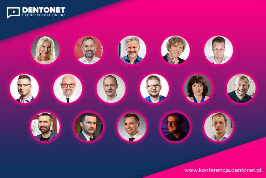 Poznaj wykładowców I Konferencji Dentonet Online (cz. II)