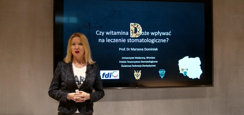 Czy witamina D3 wpływa na leczenie stomatologiczne?