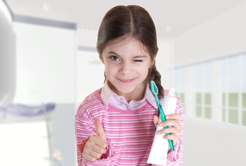 5 pytań o higienę jamy ustnej u dzieci
