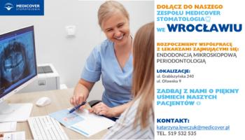 Dołącz do Lekarzy Stomatologów Medicover we Wrocławiu