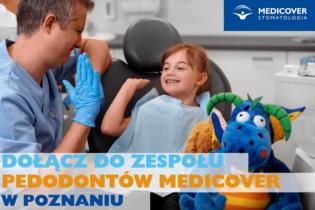 Lekarz Stomatolog Pedodonta - Poznań