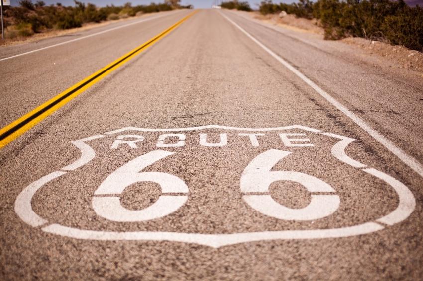 Route 66 na dwóch kółkach – akcja Smile for a Lifetime