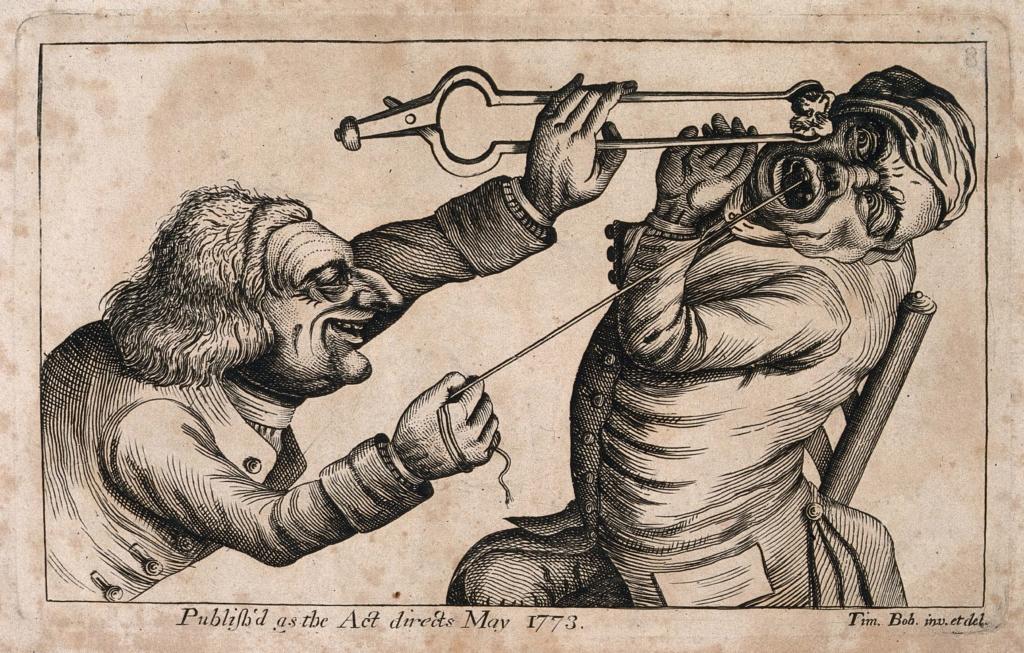 Sadystyczny dentysta - Dentonet.pl