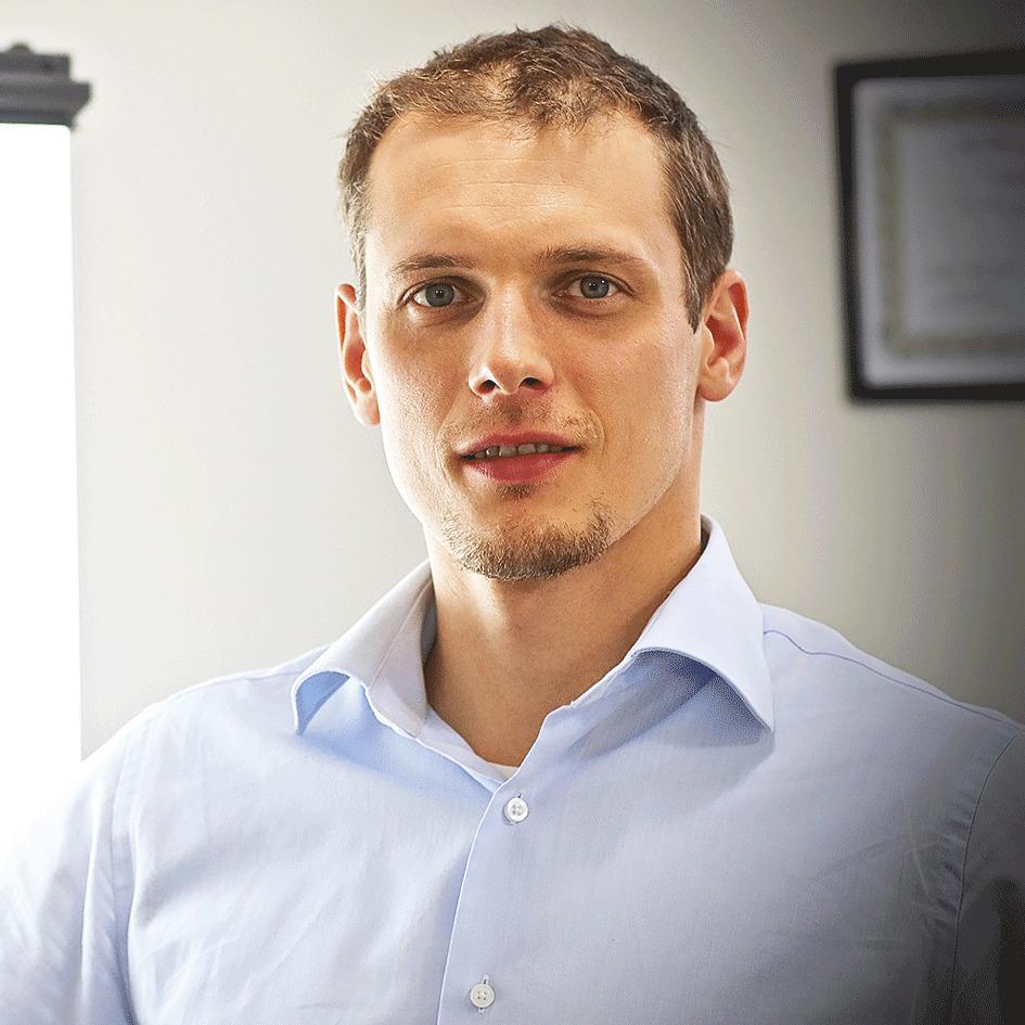 fizjoterapeuta, osteopata mgr Radosław Janczyk