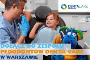 Lekarz Stomatolog PEDODONTA - Warszawa