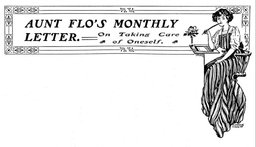 Porady cioci Flo, czyli zęby w epoce edwardiańskiej