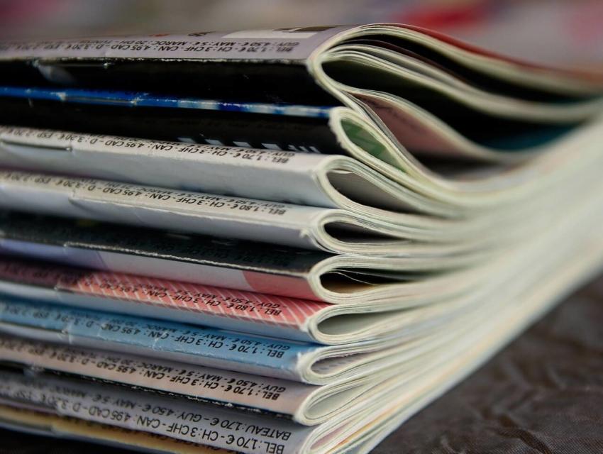 Czasopisma w poczekalni – czy mogą już wrócić?