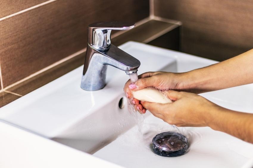 Higiena rąk to podstawa ochrony przed koronawirusem