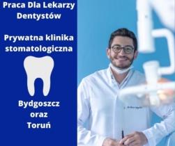 Bydgoszcz Toruń - Implantolog, Ortodonta, Lekarze Dentyści praca