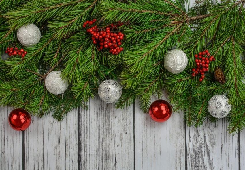Zdrowych i spokojnych Świąt Bożego Narodzenia!