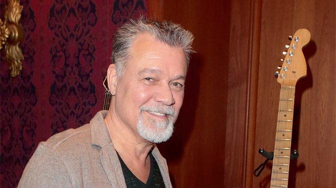 Eddie Van Halen: metalowe kostki do gry powodem raka gardła?