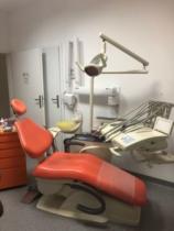 Fotel stomatologiczny + asystor