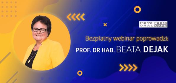 Jak leczyć i zapobiegać stomatopatii protetycznej? [webinar]