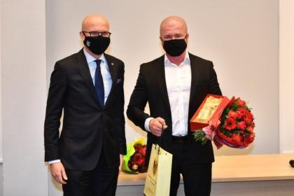 Dentyści nagrodzeni przez prezydenta Wrocławia