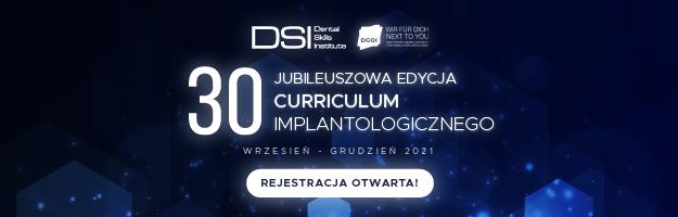 Curriculum Implantologiczne Edycja 30