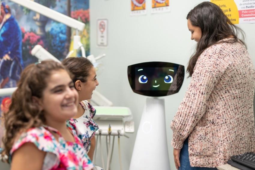 Robot Robin pomoże w walce z dziecięcą dentofobią?