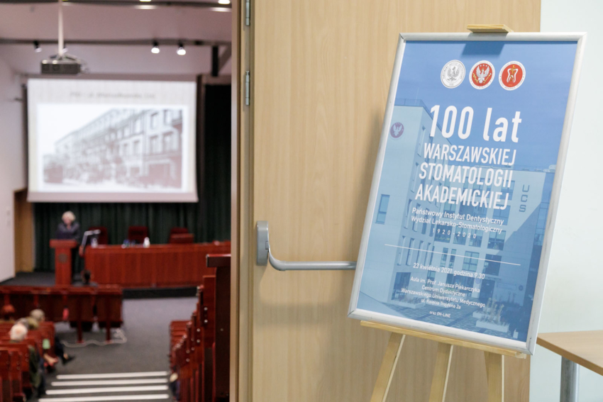 WUM: 100 lat nauczania stomatologii akademickiej