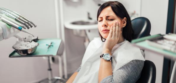 Ocena skuteczności diklofenaku w płynie stosowanego po zabiegach stomatologicznych - doniesienie wstępne
