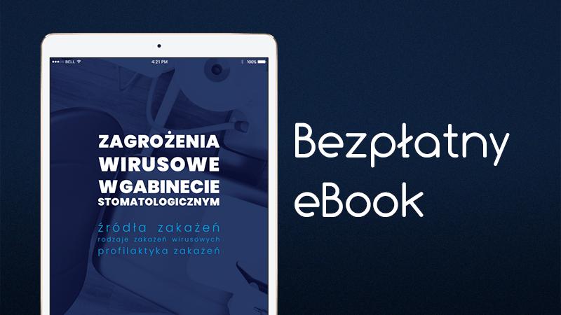 Zagrożenia wirusowe w gabinecie – pobierz bezpłatnego e-booka!