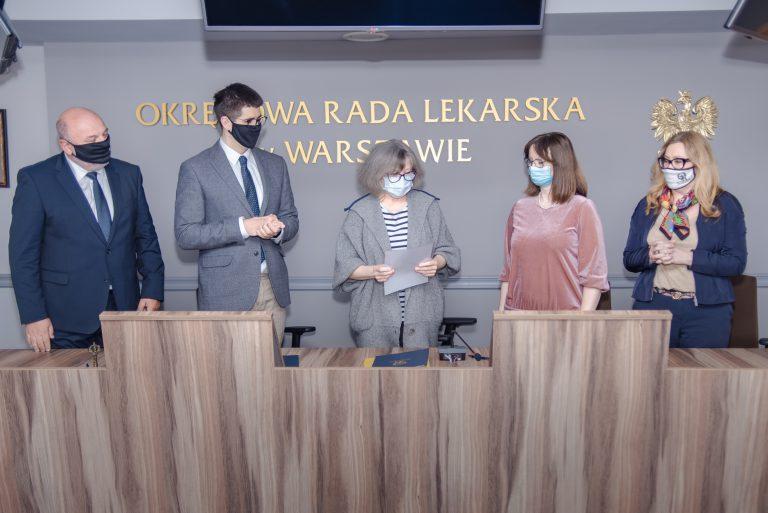 Będzie ścisła współpraca między OIL w Warszawie i PTSG