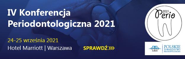 IV Konferencja Periodontologiczna 2021