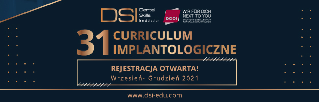 Curriculum Implantologiczne - Edycja 31