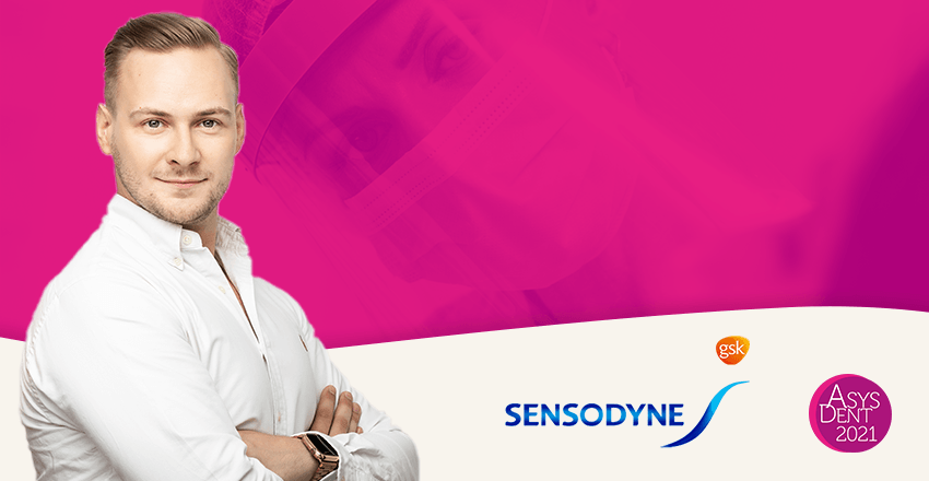 Tydzień z Sensodyne: weź udział w webinarze, kup bilet na ASYSDENT!