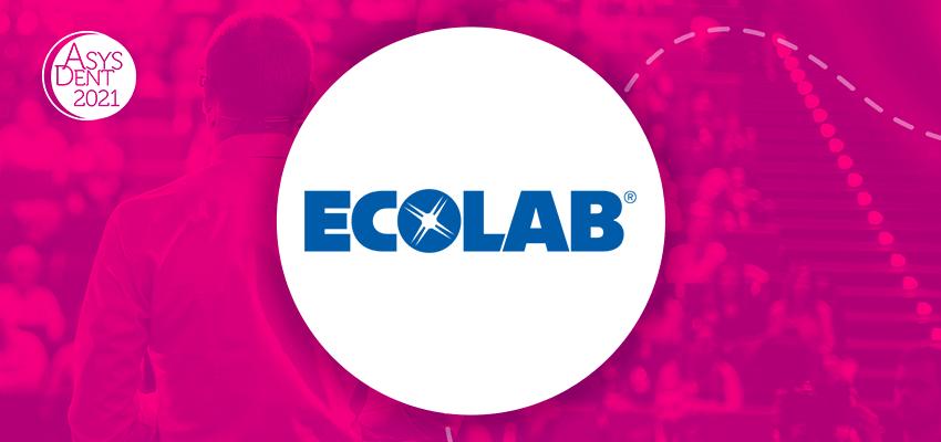 Firma Ecolab wspiera konferencję ASYSDENT 2021