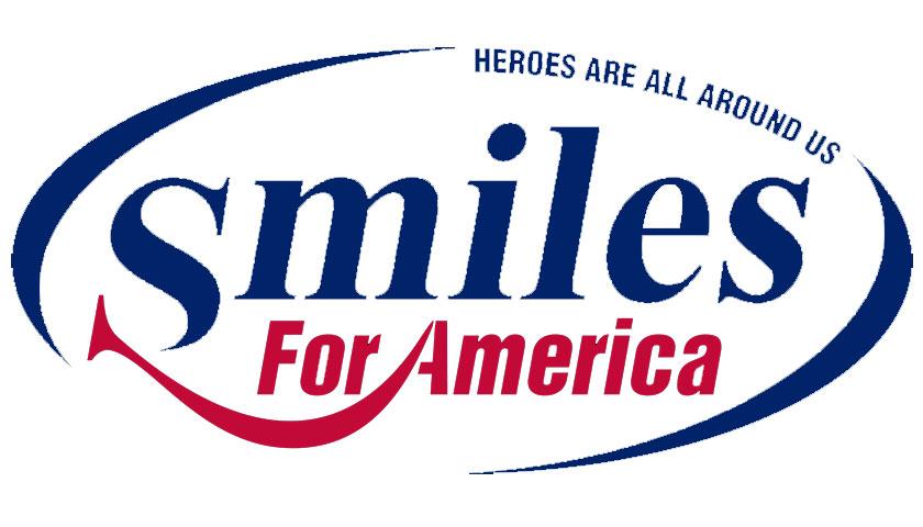 Smiles for America: piękniejsze uśmiechy bohaterów
