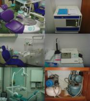 Okazja! Wyposażenie gabinetu stomatologicznego w komplecie lub osobno.