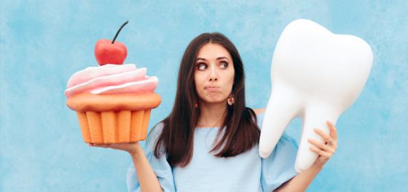 Dieta na zdrowie jamy ustnej