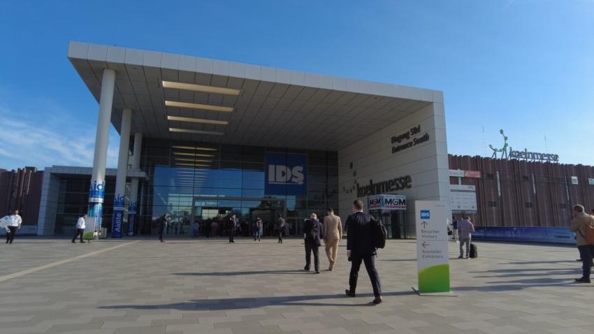 Międzynarodowe targi stomatologiczne IDS 2021 już za nami