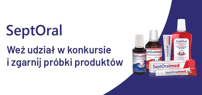 Pacjent periodontologiczny w gabinecie higieny – weź udział w konkursie!